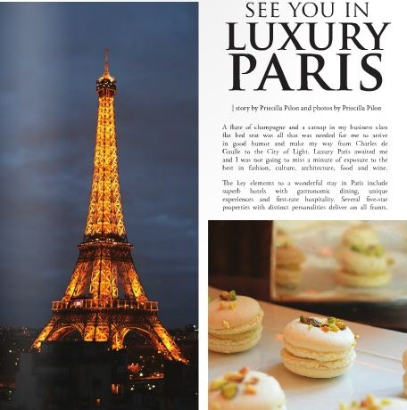 See You in Luxury Paris